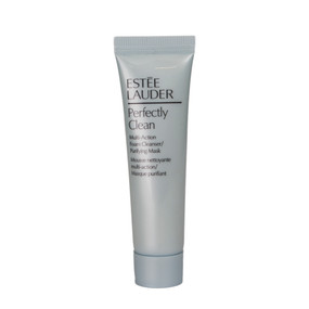 Estee Lauder Perfectly Clean Multi-Action Foam Cleanser/Purifying Mask .5oz/15ml