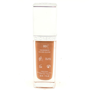 Christian Dior DiorSkin Nude Healthy Glow Foundation - 001 Rosy Nude - Unboxed