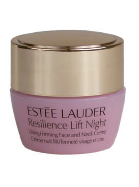 Estee Lauder Resilience Lift Night Firming/Sculpting Face & Neck Creme Travel Size .24oz/7ml