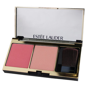 Estee Lauder Pure Color Envy Sculpting Duo Blush - 220 Pink Kiss & 01 All Over Shimmer - Limited Edition