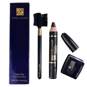 Estee Lauder Color Play Touch Up for Hair - 06 Ebony, 0.15oz/4.3g