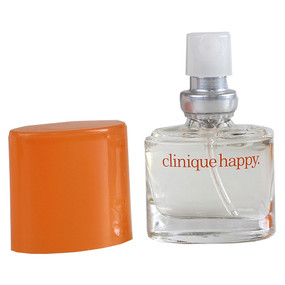 Clinique Happy Perfume Eau de Parfum Spray - Travel Size 0.14oz/4ml