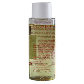 Clarins Toning Lotion with Camomile, Travel Size 1.7oz/50ml