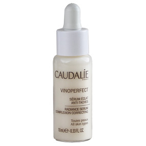 Caudalie Vinoperfect Radiance Serum, Travel Size 0.33oz/10ml