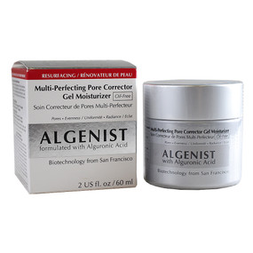 Algenist Multi-Perfecting Pore Corrector Gel Moisturizer Oil-Free 2oz/60ml