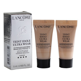 Lancome Teint Idole Ultra Wear 24Hr Long Wear Foundation Spf15 - Travel Size 0.169/5ml