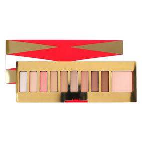 Estee Lauder Pure Color Envy Eye & Cheek Palette, 9 Shadows & Blush - Nudes/All Over Shimmer