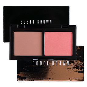 Bobbi Brown Bronzing Duo Powder - Medium/Santa Barbara, 0.14oz/4.1g