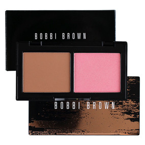 Bobbi Brown Bronzing Duo Powder - Golden Light/Maui Iluminator, 0.14oz/4.1g
