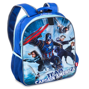 Disney Store Captain America: Civil War Reversible Backpack