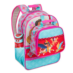 Disney Store Elena of Avalor - Backpack & Lunch Tote Set