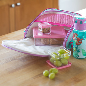 Disney Store Ariel - The Little Mermaid - Backpack & Lunch Tote Set