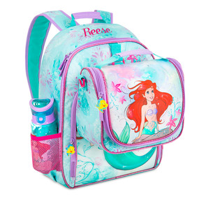 Disney Store Ariel - The Little Mermaid - Lunch Tote Bag
