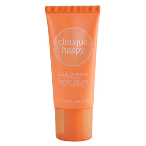 Clinique Happy Gelato Cream for Hands, Travel Size 1oz/30ml Unboxed