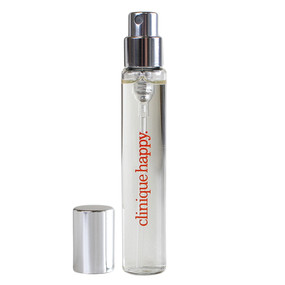 Clinique Happy Perfume Spray, Travel Size .17oz/5ml Unboxed