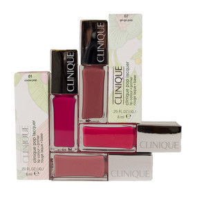 Clinique Pop Lacquer Lip Colour + Primer