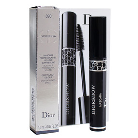 Dior Diorshow Buildable Professional Volume Mascara, Travel Size 0.05oz/1.5ml