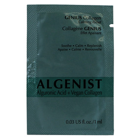 Algenist GENIUS Collagen Calming Relief, SAMPLE 0.03oz/1ml