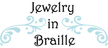 Jewelry in Braille