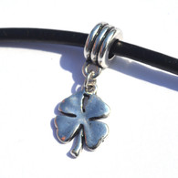 Lucky Clover Dangle Bead