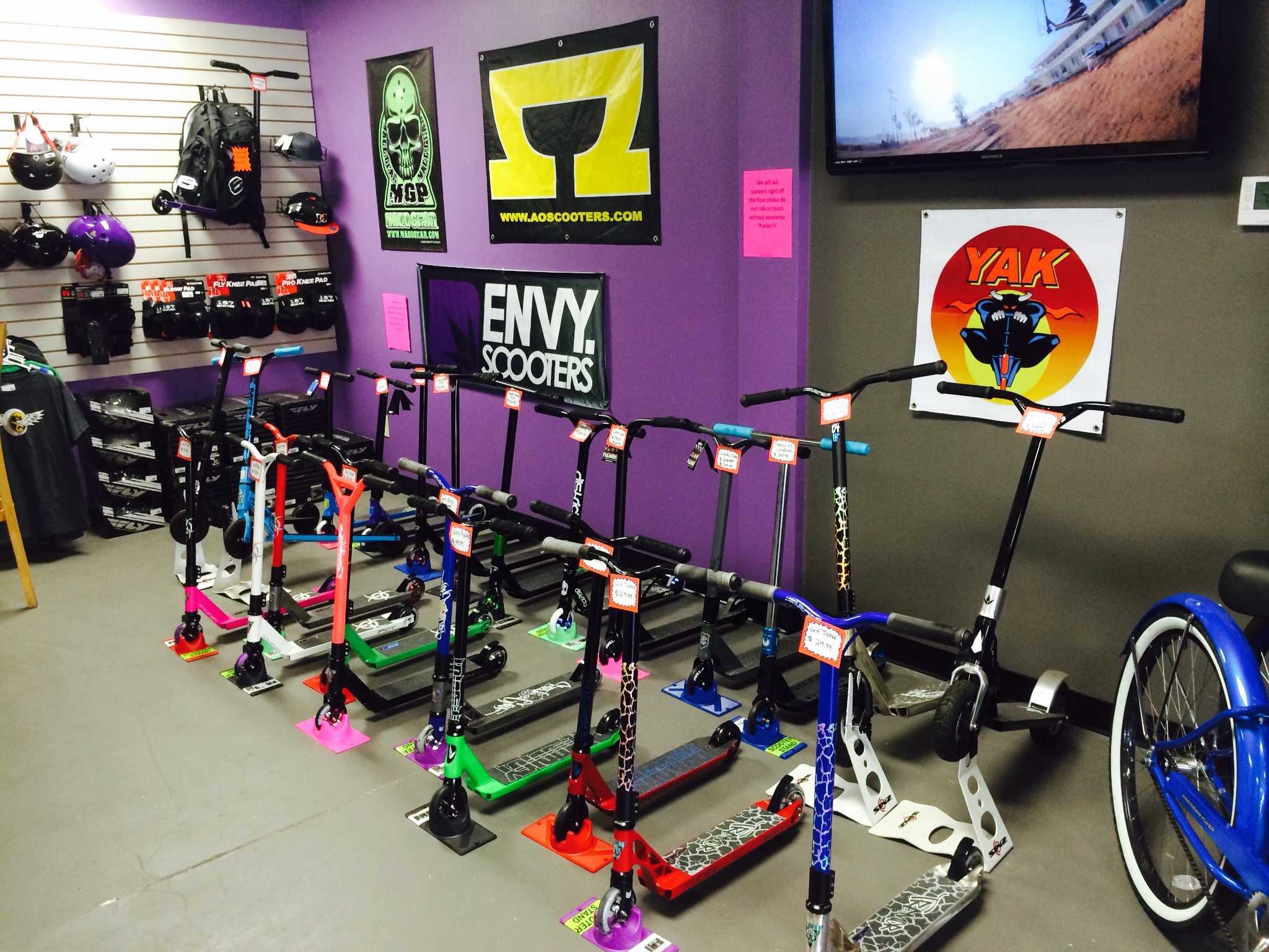 What Is A Pro Scooter Average Joes Ride Shop