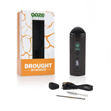 Ooze - Drought Dry Herb Vaporizer