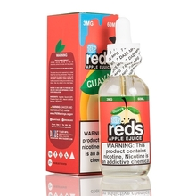 Reds Apple Iced eJuice; 60ML