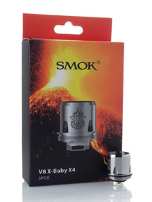 Smok - V8 X-Baby X4 (3 Pack) Replacement Coils