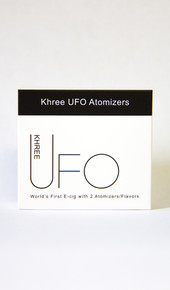 Khree - UFO Replacement Atomizers (2 Pack)