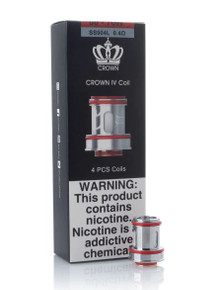 Uwell - Crown IV Coil (4 Pack)