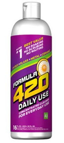 Formula 420 - Daily Use Concentrated Cleaner; 16oz
