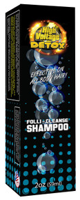 High Voltage Detox - Folli-Cleanse Shampoo; 2oz