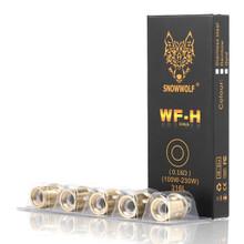 Sigelei - Snowwolf WF-H-M Coils (5 Pack)