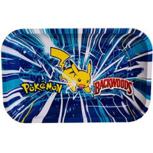 Small Rolling Tray Backwoods - Pikachu