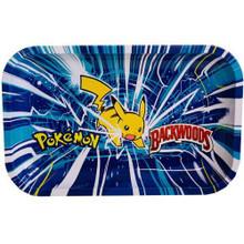 Small Rolling Tray Backwoods - Pikachu