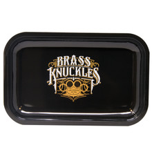 Small Rolling Tray - Brass Knuckles