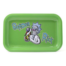 Small Rolling Tray - Bender Rick