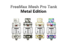 FreeMax - Mesh Pro Tank (Metal Edition)