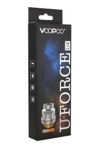 Voopoo - Uforce U4 Dual Core Coils (5 Pack)