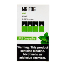 Mr. Fog Pods (4 Pack)