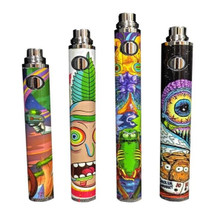 Rick & Morty Variable Voltage Battery + USB Charger (assorted)