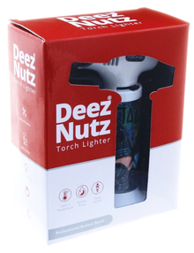 "6"" Deez Nutz Torch Lighter"
