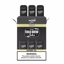 Nitro's Cold Brew Solos - Disposable E-Cig (3 Pack)