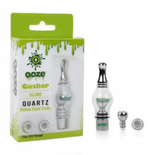 Ooze - Globe with Quartz Coil (single)