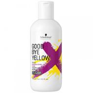 Schwarzkopf Goodbye Yellow Neutralizing Wash Shampoo 10.1oz