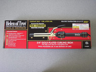 """Hot Tools Classic Gold Spring Curling Iron 3/4"""""""