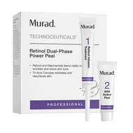 Murad Retinol Dual Phase Power Peel - 10 Count