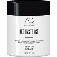 AG Hair Cosmetics Keratin Repair Reconstruct Intense Anti-Breakage Mask 6oz
