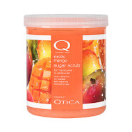 Qtica Exotic Mango Exfoliating Sugar Scrub 42 oz. Jar