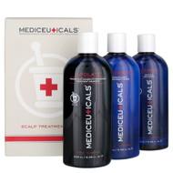 Mediceuticals Dandruff Scalp Care System 3 pc. Kit